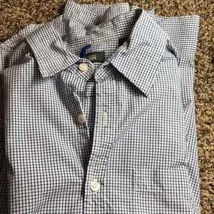 Kenneth Cole Reaction men's button down shirt